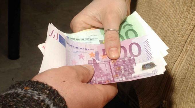 Scoperto giro di affari di un pensionato di 70 anni che prestava denaro a tassi incredibili